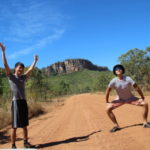 オーストラリア カカドゥ国立公園にロックアートを見に行ってきた話
